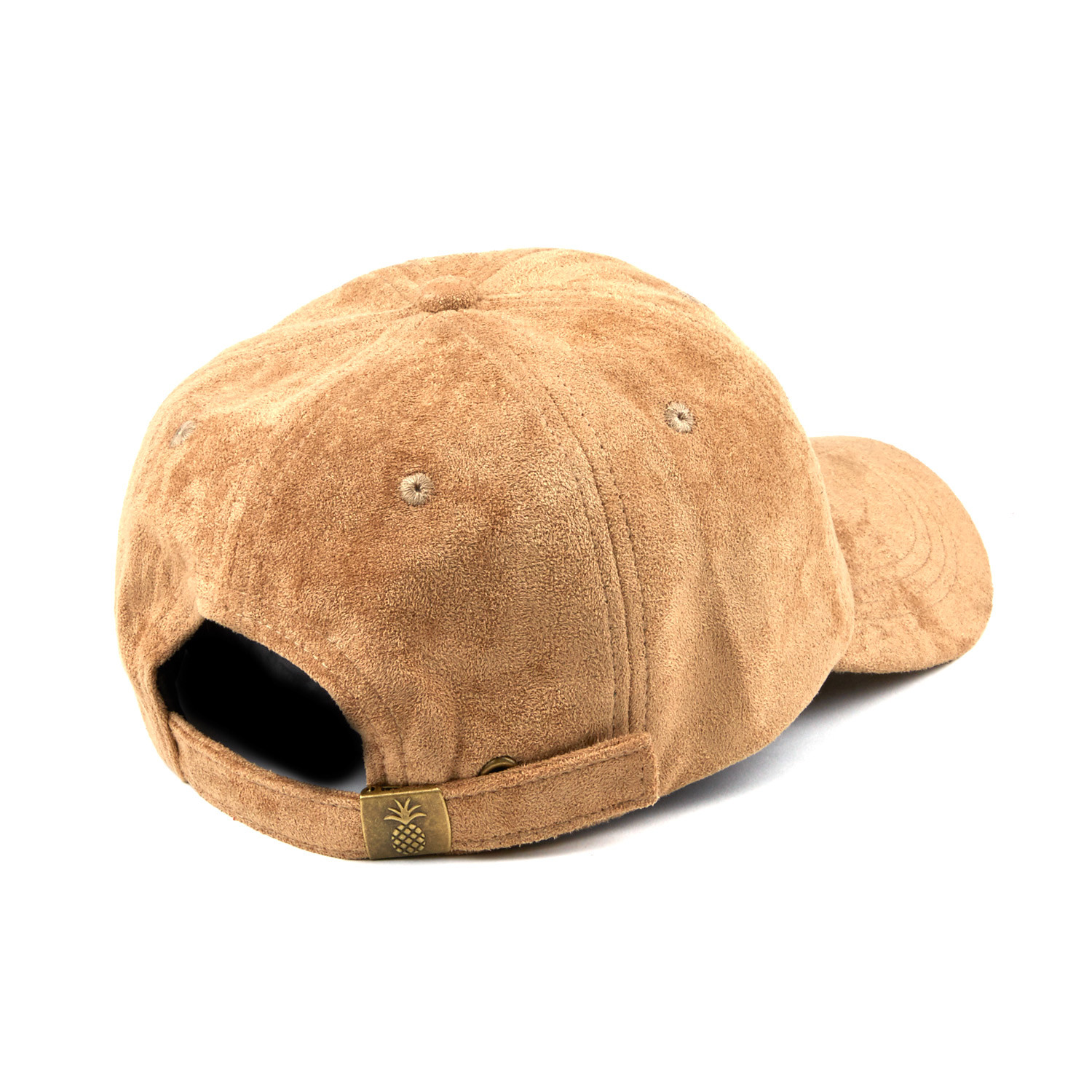 Pineapple Suede Dad Hat    Camel - Qilo NYC FASHION - Touch of Modern 7f028fe7d4e