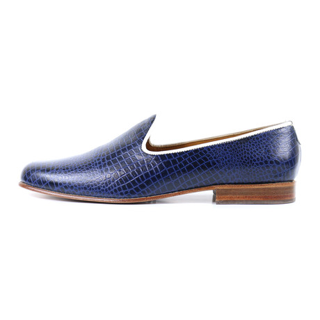Oceano Lizaro Slipper // Navy