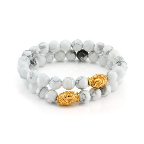 The Marbled Tranquility Bracelet Set