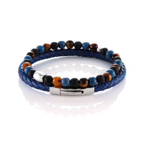The Blue Agave Bracelet Set