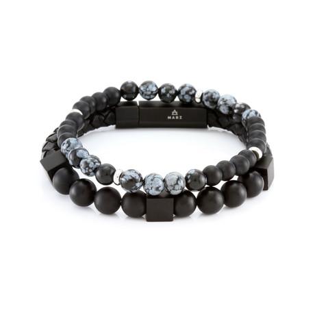 The Turbulent Bracelet  // Black