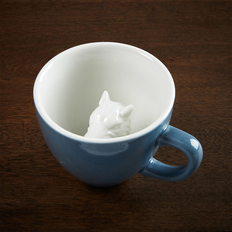Wolf Creature Cup // Set of 2