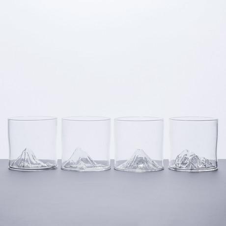Whiskey Glass // Set of 4