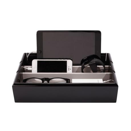 OYOBox Tech Tray // Black