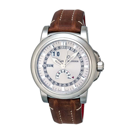 Carl F. Bucherer Patravi Calendar Automatic // 00.10629.08.63.02 // Store Display