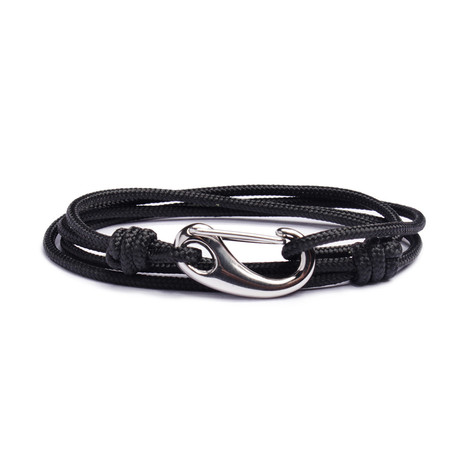Tactical Cord Bracelet // Anchored