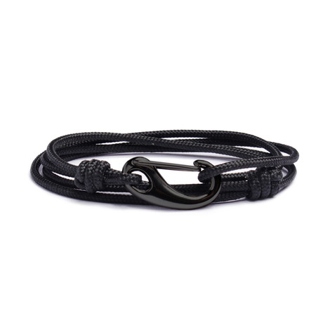 Tactical Cord Bracelet // Trident