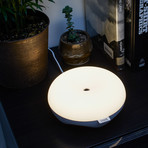 The Luxe Lamp // Gesture-Activated