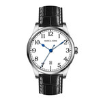 Marc + Sons Classic Marine Automatic // MSM-006-US