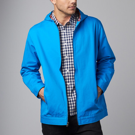 Kenneth Jacket // Blue (S)