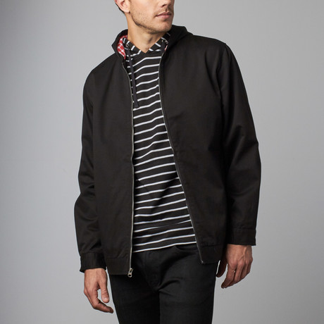 Kenneth Jacket // Black (S)