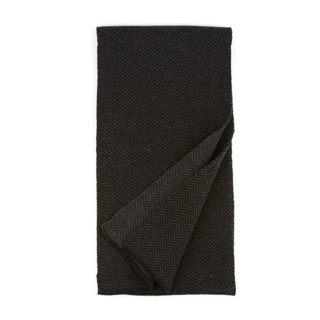 Solid Scarf // Charcoal