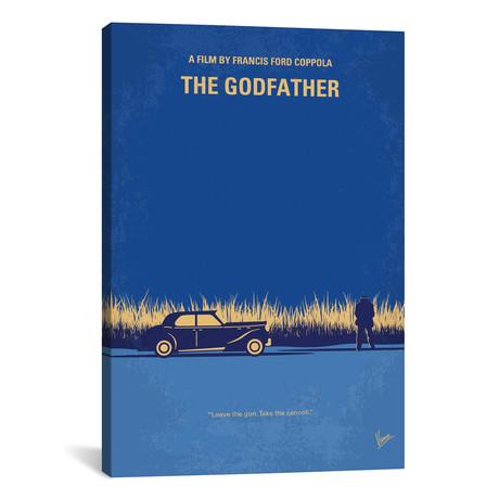 """The Godfather (18""""W x 26""""H x 0.75""""D)"""