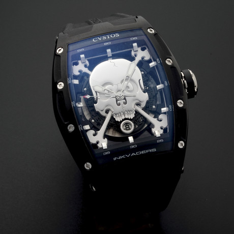 CVSTOS Skull GT Automatic // Limited Edition // TM1060 // Unworn