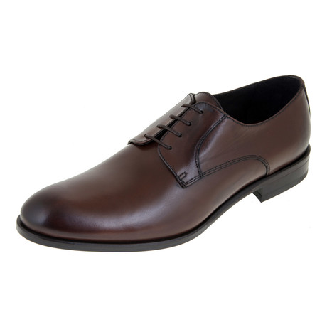 Classic Derby // Brown