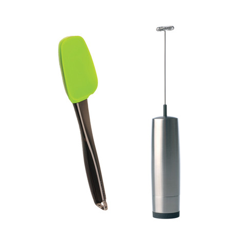Geminis Electric Stirrer + Scraper
