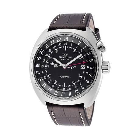 Glycine Airman GMT Automatic // 3903.199.LBN9
