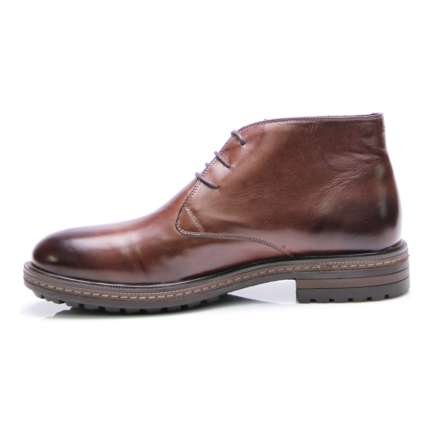 lace up chukka boot brown 40 e goisto touch