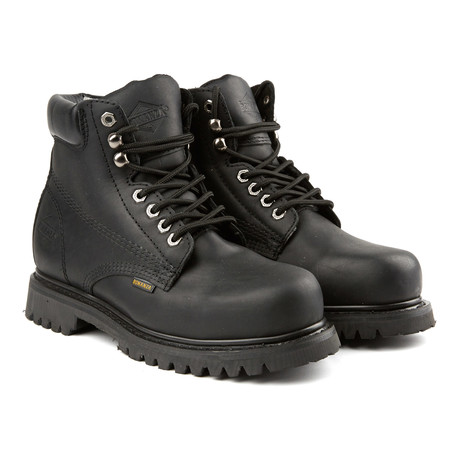 6'' Urbano Boot // Black (US: 6)
