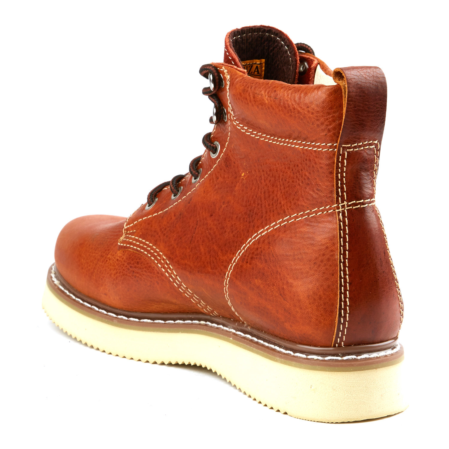 6 classic wedge boot light brown us 8