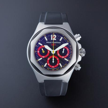 Girard Perregaux Laureato Ferrari Chronograph Automatic // 80190 // Store Display