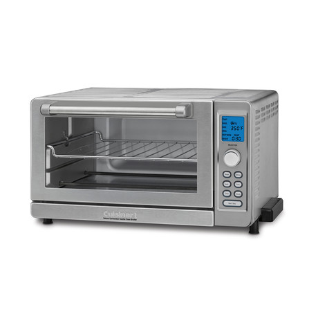 Deluxe Convection Toaster Over Broiler