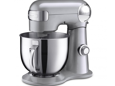 Cuisinart All-american Appliances  Stand Mixer // 5.5 Quart (brushed Chrome)