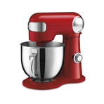 Stand Mixer // 5.5 Quart (Brushed Chrome)