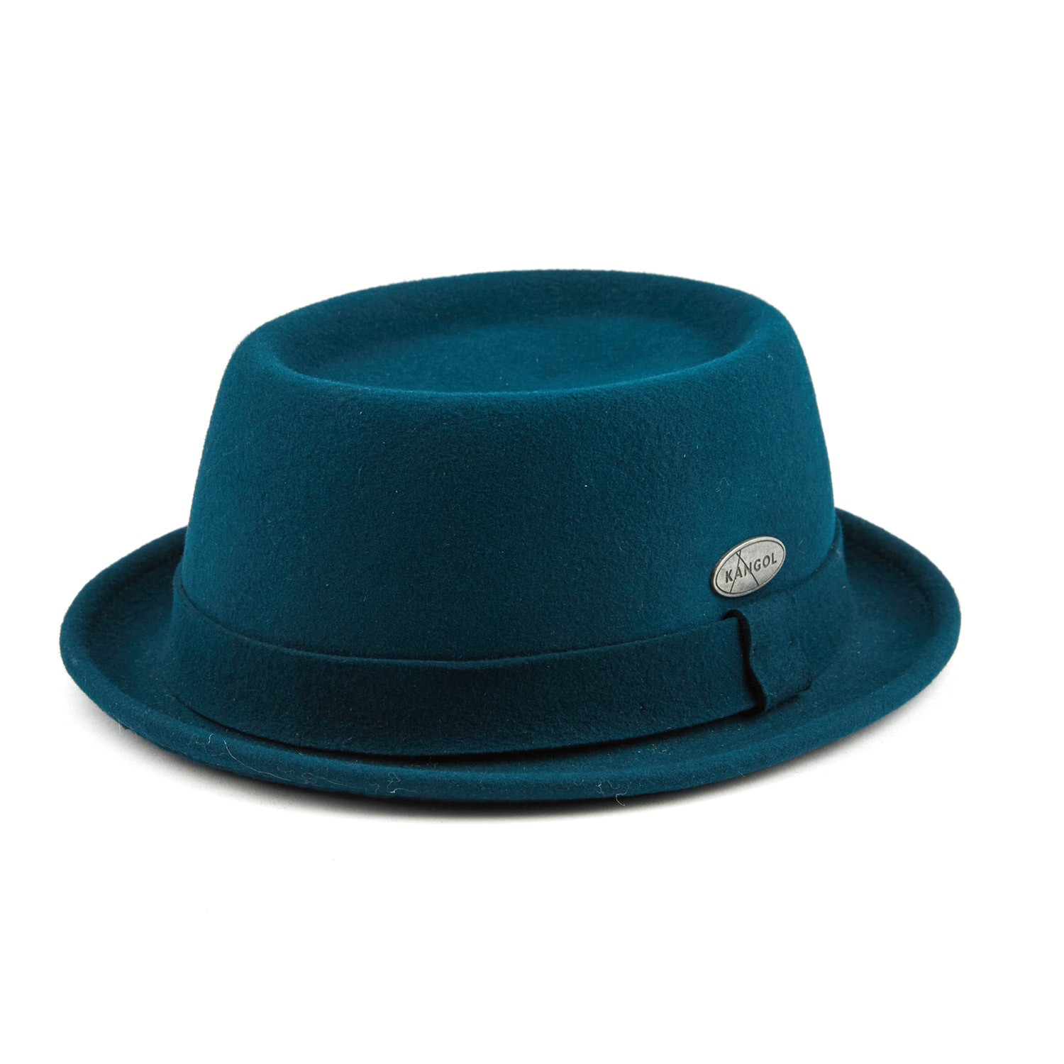 Litefelt Pork Pie Hat    Dark Cyan (S) - Kangol - Touch of Modern 159c69f8ad7d