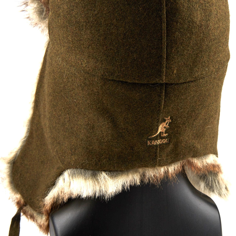 32b3ce9bc78d7 Wool Ushanka    Loden (M) - Kangol - Touch of Modern