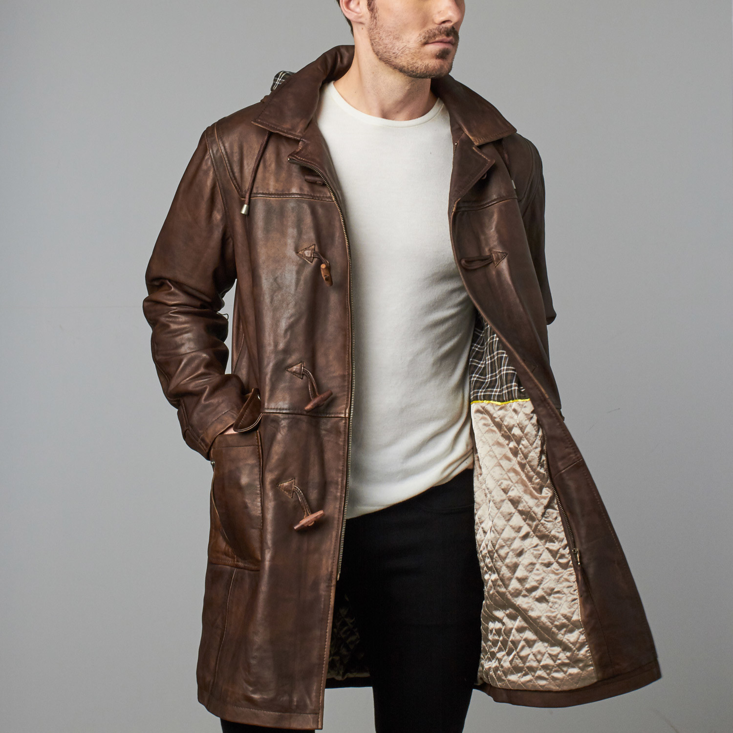 f974cf717 Helium - Luxurious Leather Jackets - Touch of Modern