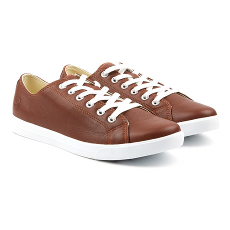 Ox Light Low-Top Sneakers // Brown (Euro: 41)