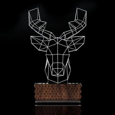 3D Illusion Lamp // dEEr