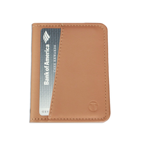 Bifold Wallet // RFID Accessible Pocket