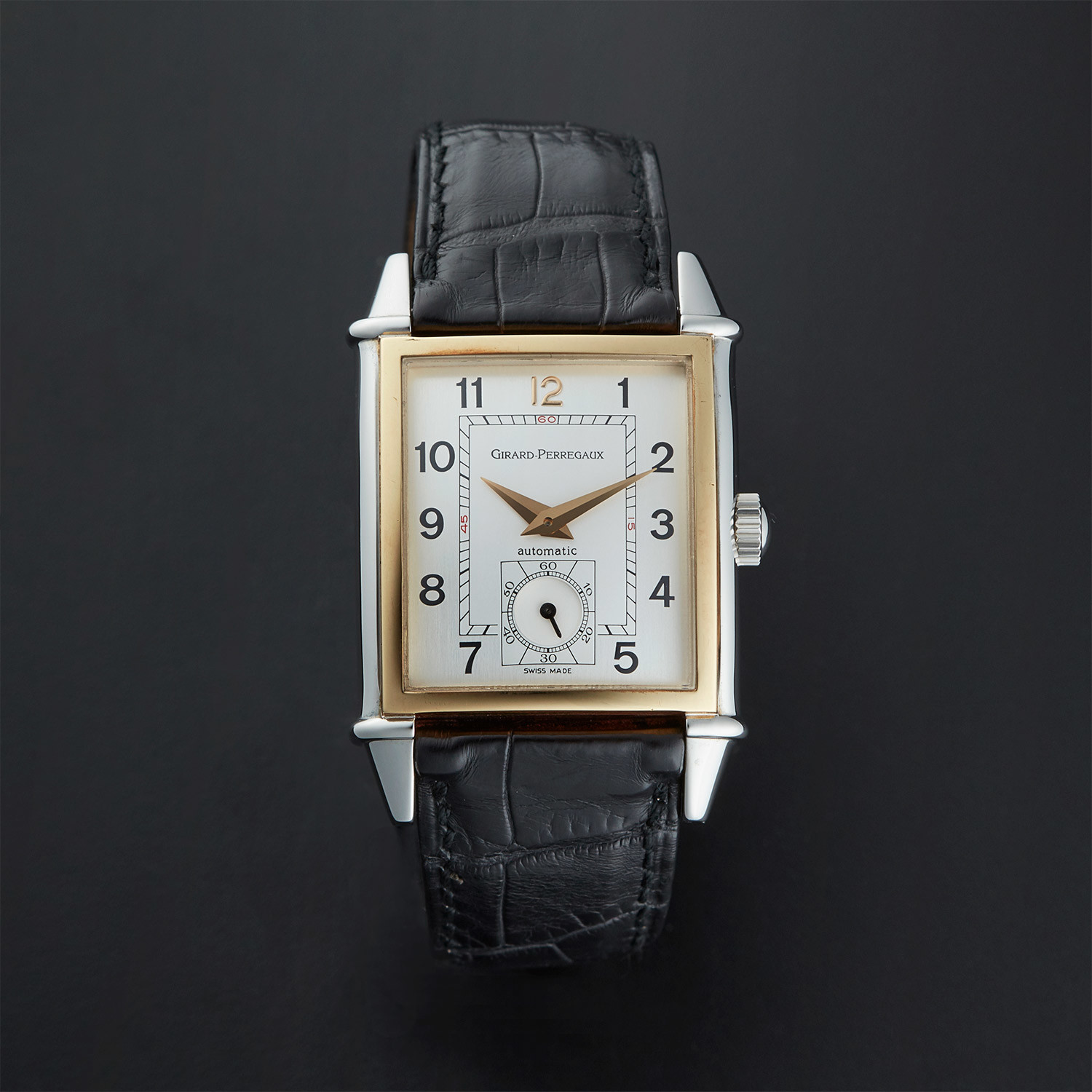 Girard Perregaux Vintage Automatic // 2594 // Store Display