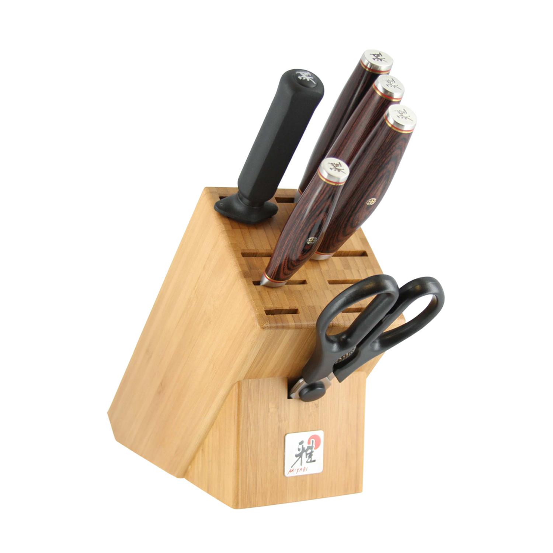 Miyabi Artisan Knife Block Set Of 7