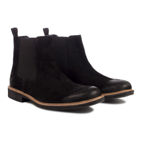Burton Chelsea Boot // Black (UK: 8)