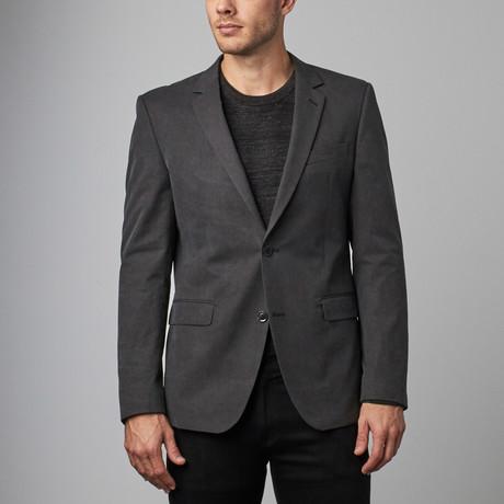 Shape Sport Jacket // Black, Charcoal