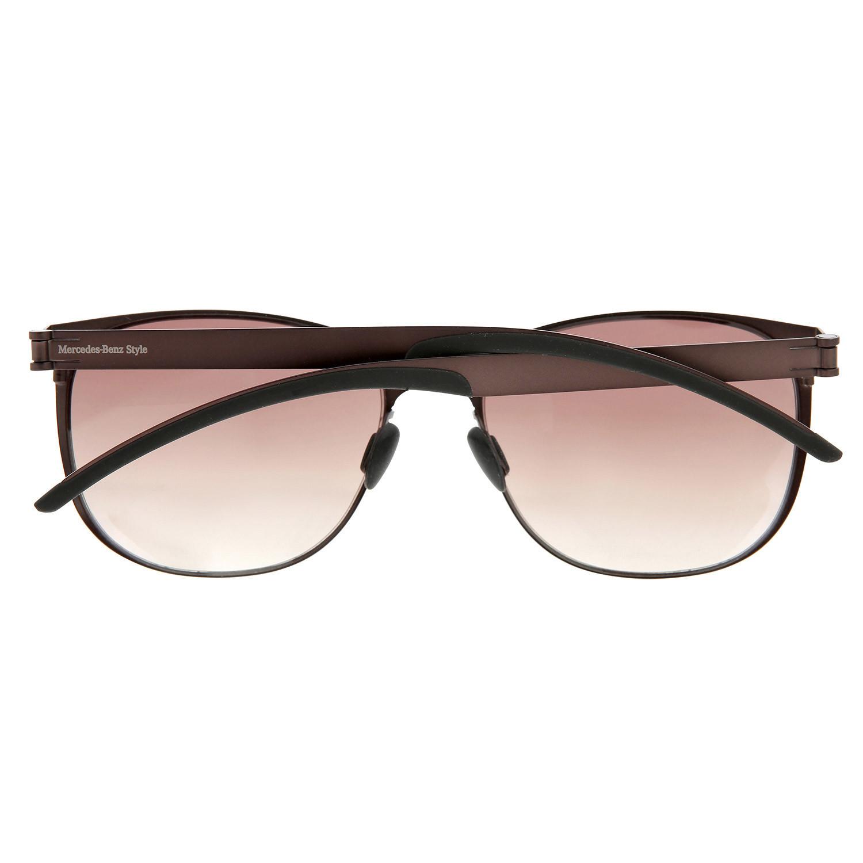 Mercedes benz metal designer sunglasses touch of modern for Mercedes benz sunglasses