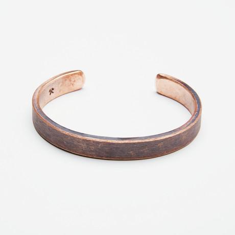 Thompson Cuff // Copper