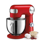 Stand Mixer // 5.5 Quart (Red)