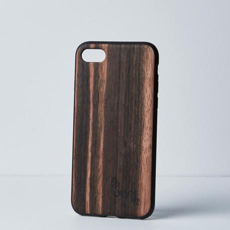 Hybrid Ebony Case // iPhone 7