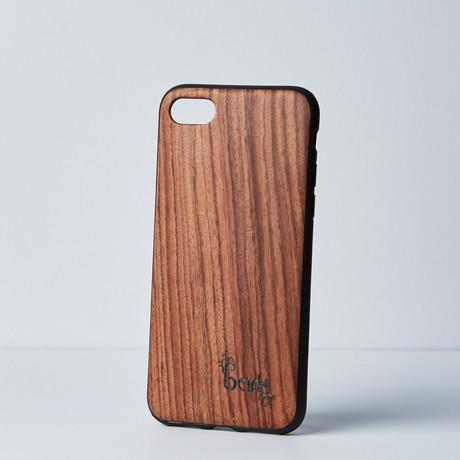 Hybrid Rose Wood Case // iPhone 7