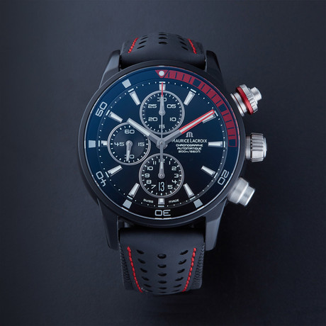 Maurice Lacroix Pontos S Extreme Limited Edition Automatic // PT6028-ALB01-331