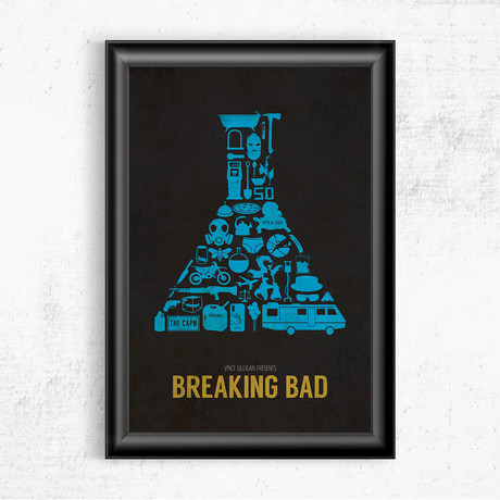 Breaking Bad Collage // Say My Name