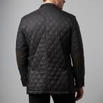 Bella Vita // Quilted Jacket // Black (M)