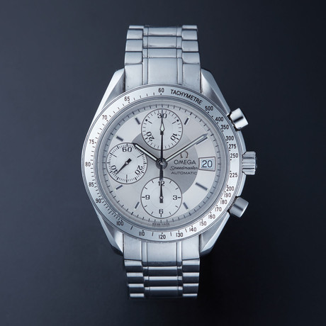Omega Speedmaster Chronograph Automatic // 58207648 // Pre-Owned