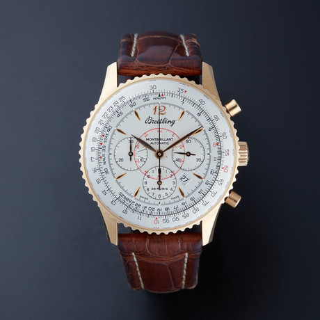 Breitling Navitimer Montbrillant Chronograph Automatic // H41330 // Pre-Owned