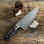 "Kramer // Euroline Stainless Damascus // Chef's Knife (6"")"