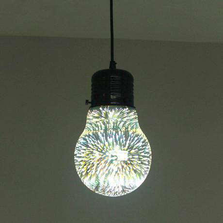 Bulb Ceiling Light